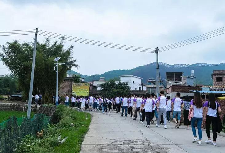 龙仙镇中心村